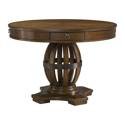 Hammary 090 586r hidden treasures foyer table discount for Affordable furniture and treasures