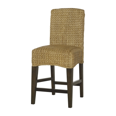 Hammary 090 587 hidden treasures woven counter stool for Affordable furniture and treasures