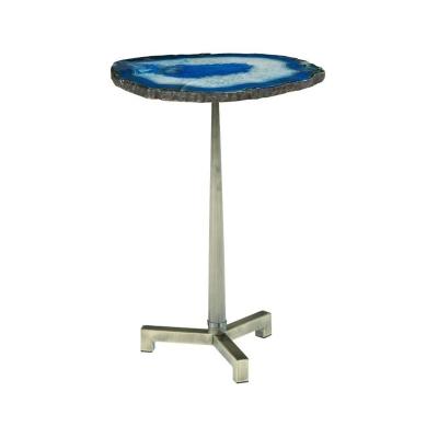Hammary Blue Agate Table