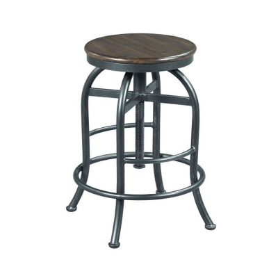 Hammary Adjustable Height Pub Stool