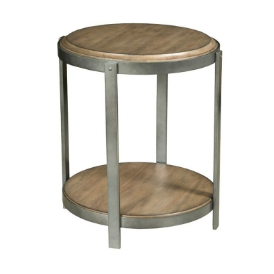 hammary 509 919 evoke round accent table discount furniture at hickory park furniture galleries. Black Bedroom Furniture Sets. Home Design Ideas