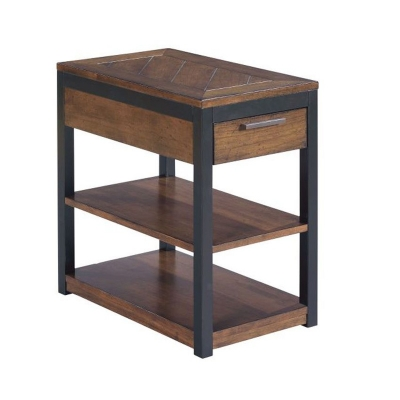 Hammary Charging Chairside Table