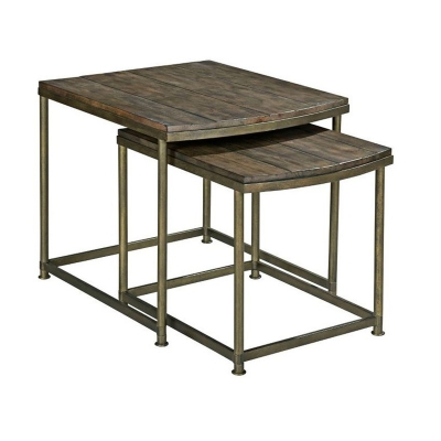 Hammary Nesting End Table