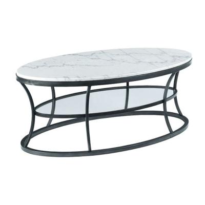 Hammary Oval Cocktail Table