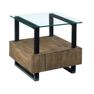 Hammary Square End Table