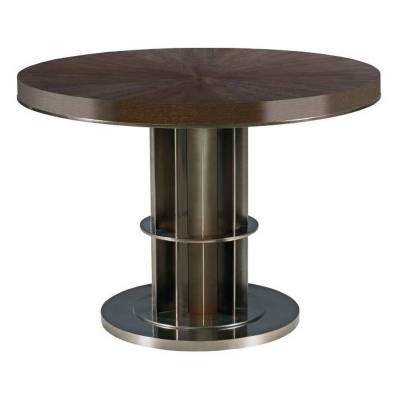 Hammary Lindsey Adjustable Height Counter Dining Table Complete