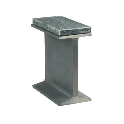Hammary I Beam Chairside Table