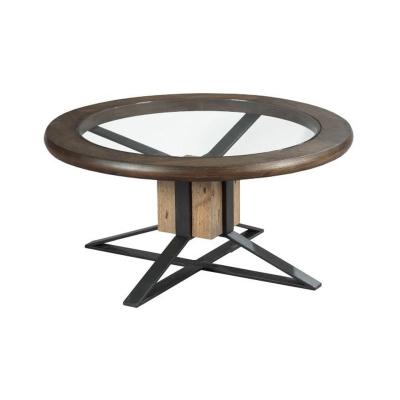 Hammary Compass Cocktail Table