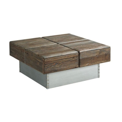 Hammary Block Cocktail Table