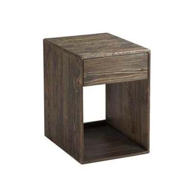 Hammary Block End Table