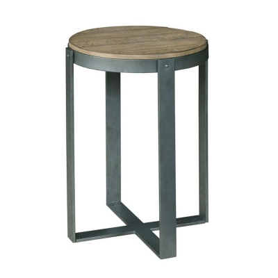 Hammary Round Accent Table