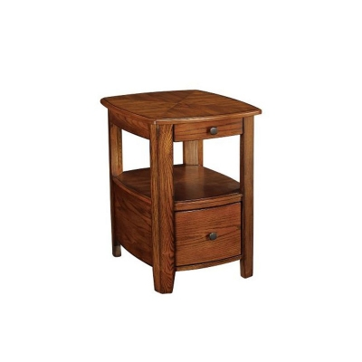 Hammary Chairside Table