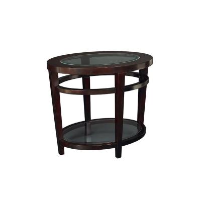 Hammary Oval End Table