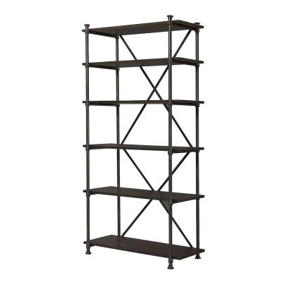 Hammary Steel Bookcase Kd