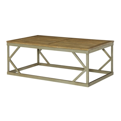 Hammary Rectangular Cocktail Table