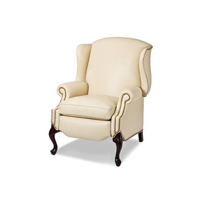 Hancock and Moore Wing Chair Recliner