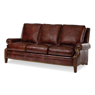 Hancock and Moore 5635 Anderson Sofa Discount Furniture at