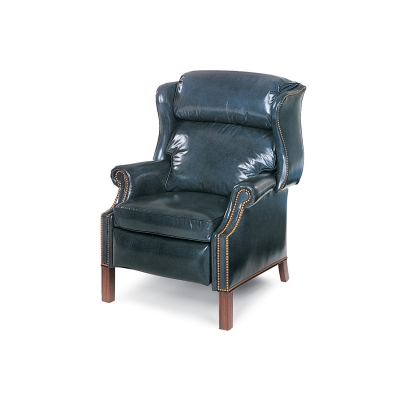 Hancock and Moore Bustle Back High Leg Power Recliner
