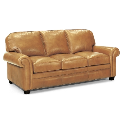 Hancock And Moore 9840 City Sofa Discount Furniture At Hickory Park