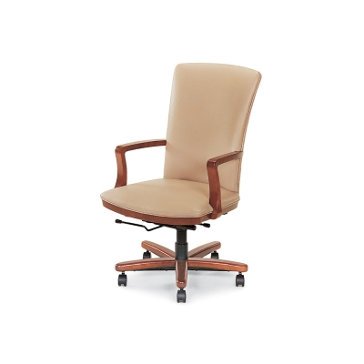 Hancock and Moore Swivel-Tilt PL Chair