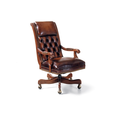 Hancock and Moore Editorial Swivel-Tilt Chair