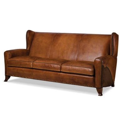 Hancock And Moore 5842 3 Sofa Collection Expedition Sofa Discount Furniture At Hickory Park