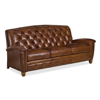 Hancock and Moore Tufted Sofa