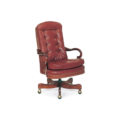 Hancock and Moore Hall Swivel-Tilt Chair