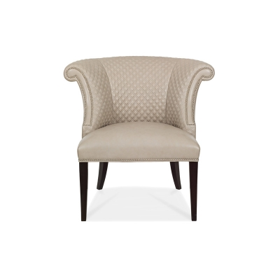 Hancock and Moore Quilted Chair