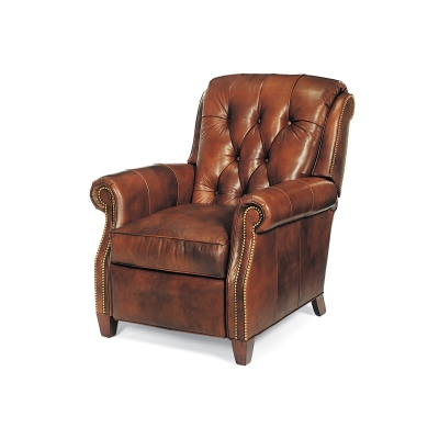 Hancock and Moore Tufted Power Recliner