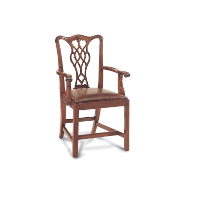 Hancock and Moore Arm Chair