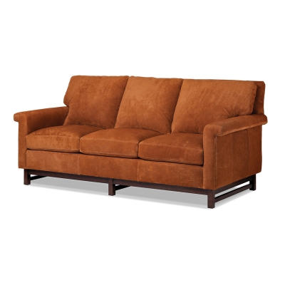 Hancock And Moore Nc356 3 Sofa Collection Oslo Sofa Discount Furniture At Hickory Park Furniture