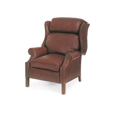 Hancock and Moore High Leg Power Recliner