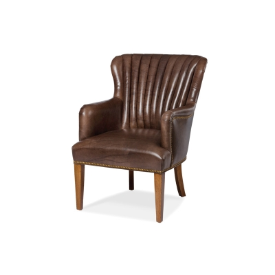 Hancock And Moore Nc131 Saxon Chair Discount Furniture At