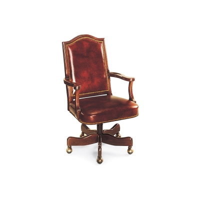 Hancock and Moore Stafford Swivel-Tilt Chair