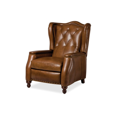 Hancock And Moore 7129 Utah Lounger Discount Furniture At