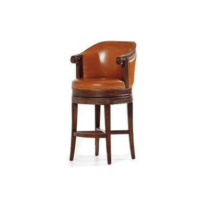 Hancock and Moore Viceroy Barstool