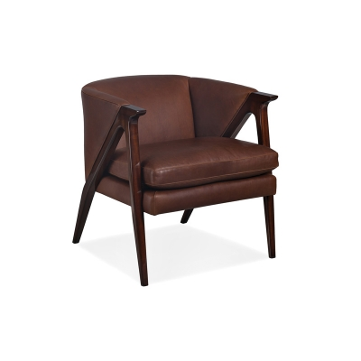 Hancock and Moore Axel Leather Chair