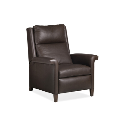 Hancock and Moore Leather Recliner