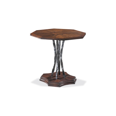 Hancock and Moore Octagonal Lamp Table