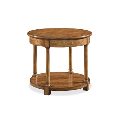 Hancock and Moore River Lamp Table