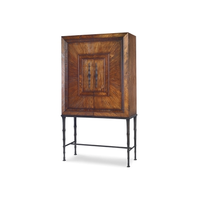 Hancock and Moore Bar Cabinet