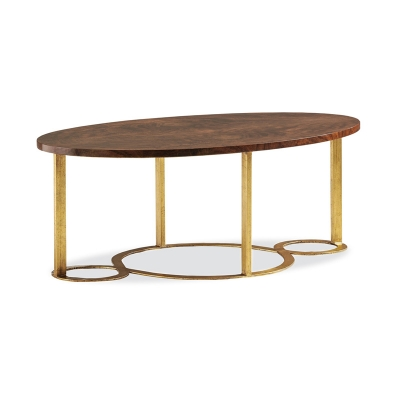 Hancock and Moore Cocktail Table
