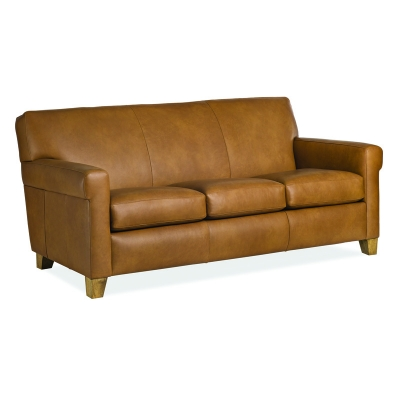 Hancock and Moore Leather Sofa