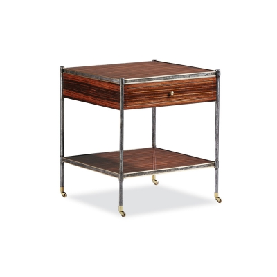 Hancock and Moore Tiered Side Table