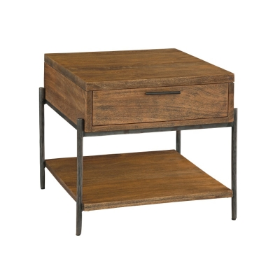 Hekman End Table with Drawer