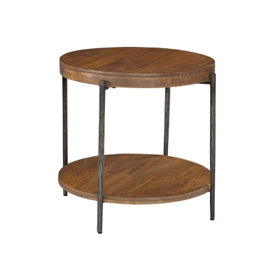Hekman Round Side Table