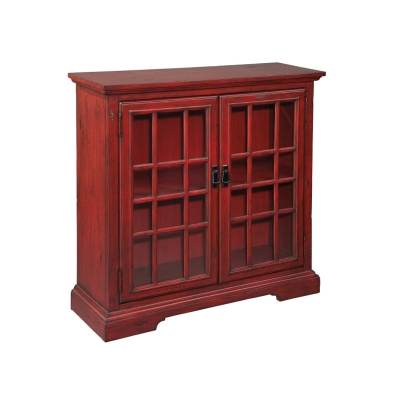 Hekman Aged Red Hall Chest