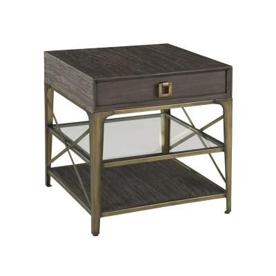 Hekman Lamp Table with Drawer