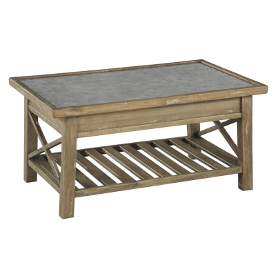 Hekman Petite Rectangular Coffee Table
